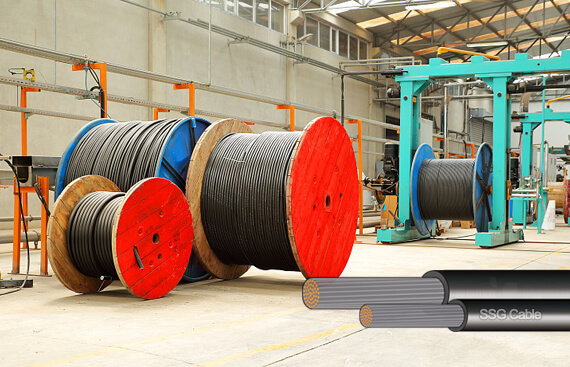 Marine Cable manufacture