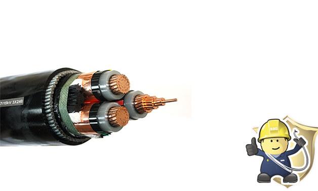 33kV XLPE Cable slider 2