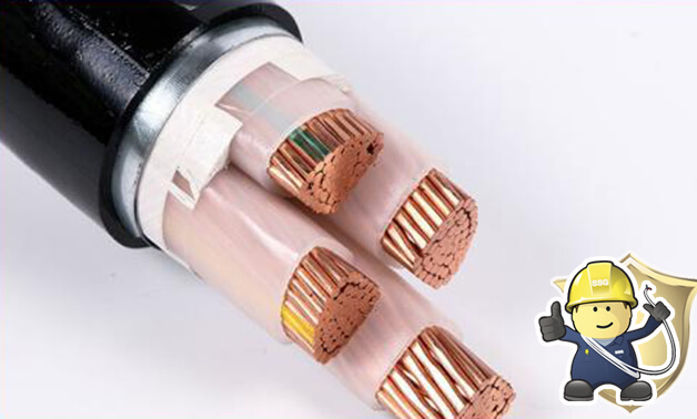 600V 3 core XLPE Cable 189
