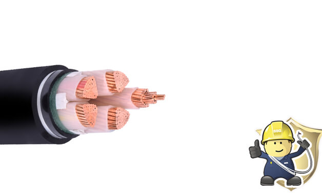 Low voltage wire