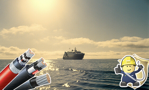 Marine Control and Marine Power Cable