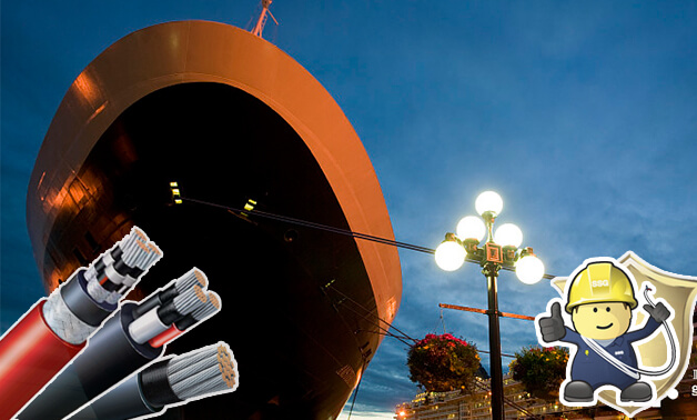 Features and Advantages of Marine Power Cable