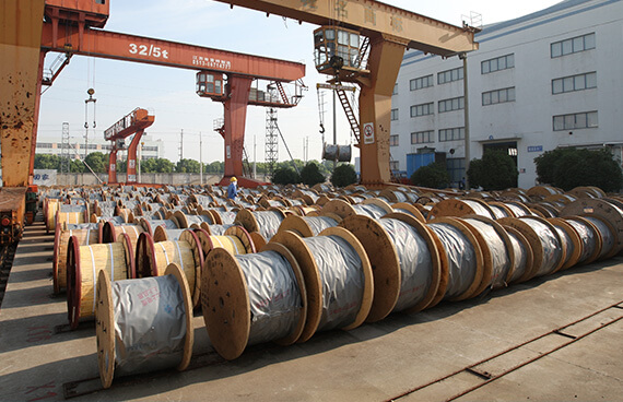 Marine Power Cable factory