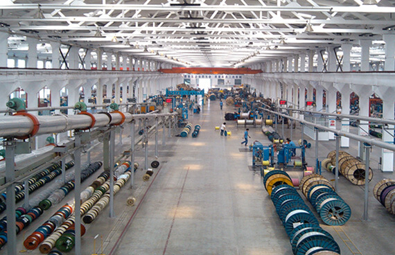 SWA Cable factory