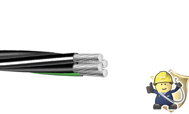 What is the benefit of using Single Core XLPE cable