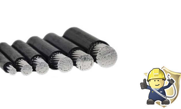 What is the structural design of Single Core XLPE Cable