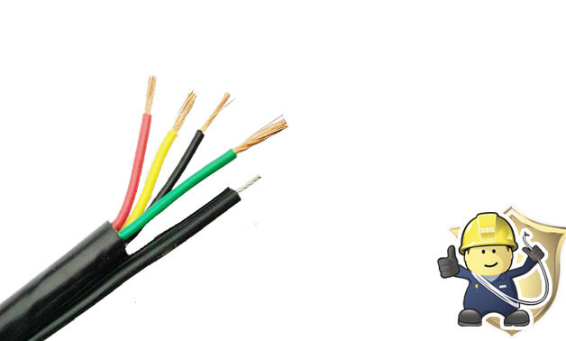 Type W Mining Cable
