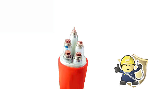 XLPE Insulated Cable 204