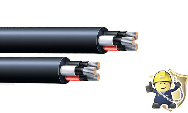 XLPE Power Cable XLPE and PVC insulation