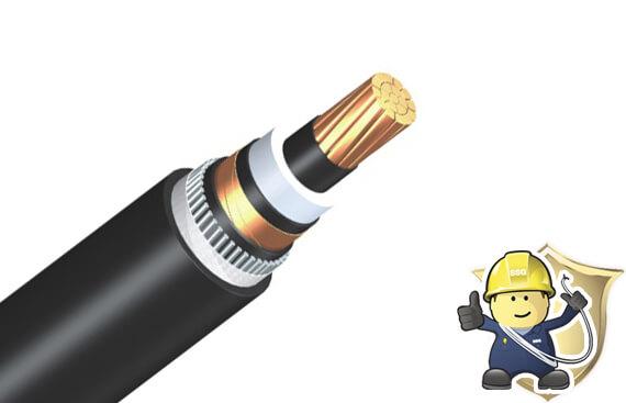 medium voltage underground cable